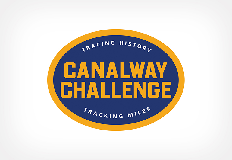 Canalway Challenge Branding and Marketing