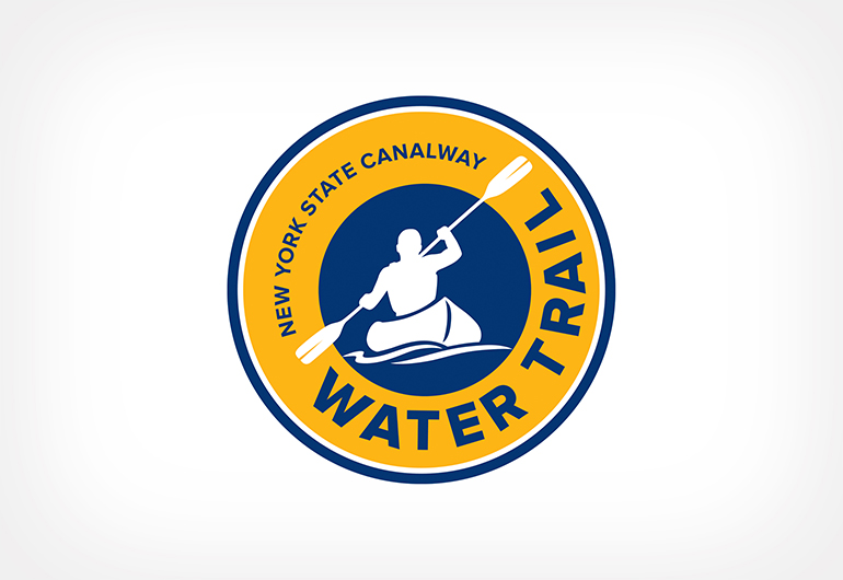New York State Canalway Water Trail Identity