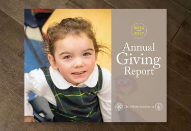 Annual Giving Report