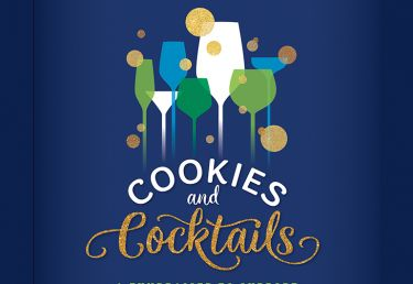 Cookies and Cocktails Invitation