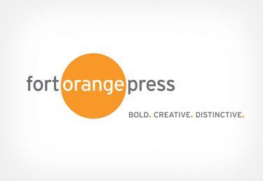 Fort Orange Press Identity