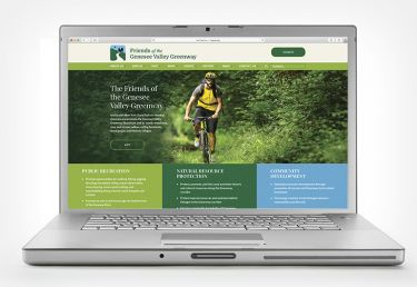 Friends of Genesee Valley Greenway Website