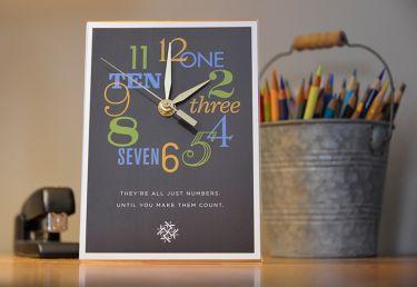 2k Design Clock