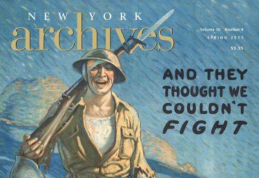 New York Archives Magazine