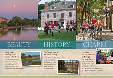 Cycle the Erie Canal Brochure