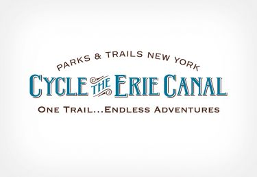 Cycle the Erie Canal Identity